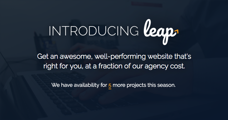 Introducing Leap