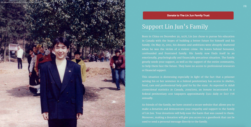 The Lin Jun Family Trust